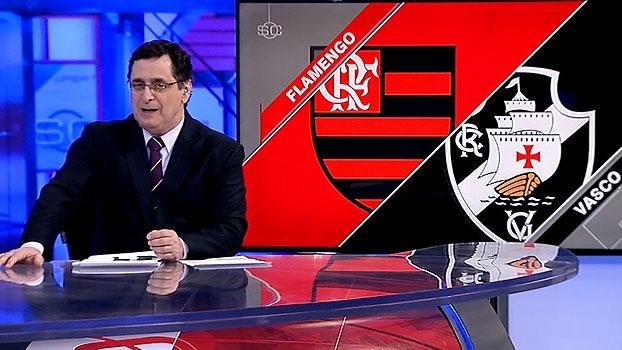 Antero analisa momento e aposta em vencedor no clássico entre Fla e Vasco