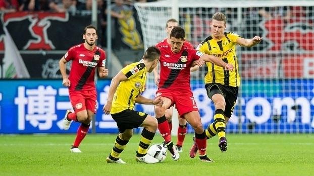 Bundesliga: Melhores momentos de Bayer Leverkusen 2 x 0 Borussia Dortmund