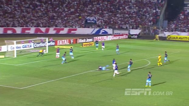 Assista aos gols da vitória do Paraná sobre o Londrina por 2 a 1!