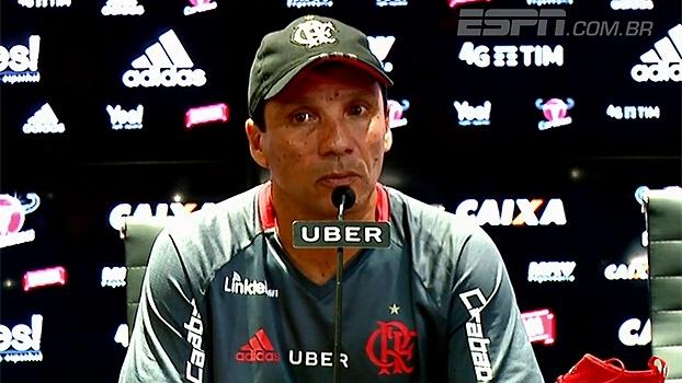 Zé Ricardo enxerga fortalecimento de modelo de jogo como objetivo em pré-temporada do Flamengo