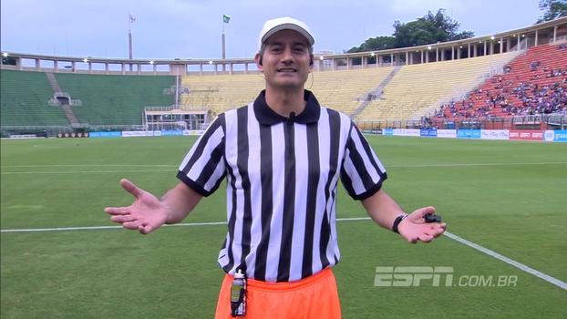 GRAACC Futebol Clube: Everaldo Marques zoa uniforme e chama Sálvio de 'zebra maldita'
