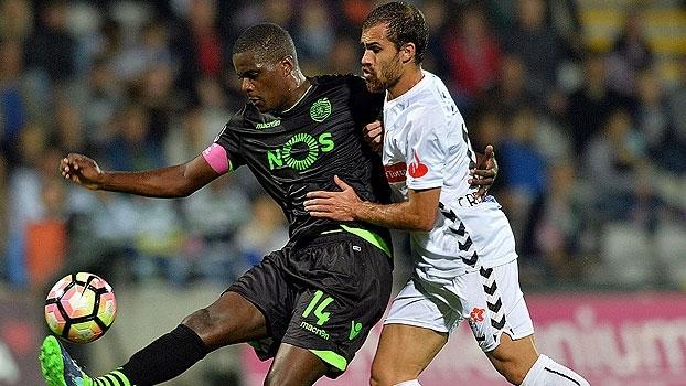 Capitão perde pênalti e Sporting fica no empate com Nacional de Funchal