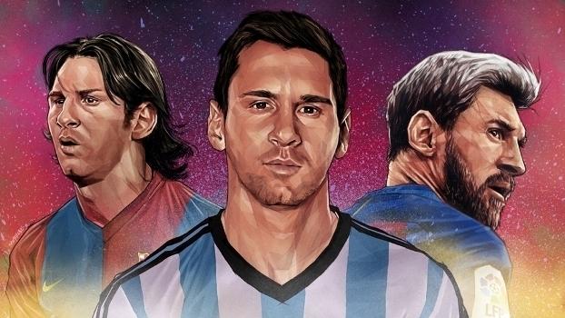 Trintou! No dia do aniversário de 30 anos de Messi, relembre 30 golaços do craque