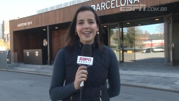 Puyol e Morientes comentam o El Clásico deste ano e sua história; Natalie Gedra com as informações