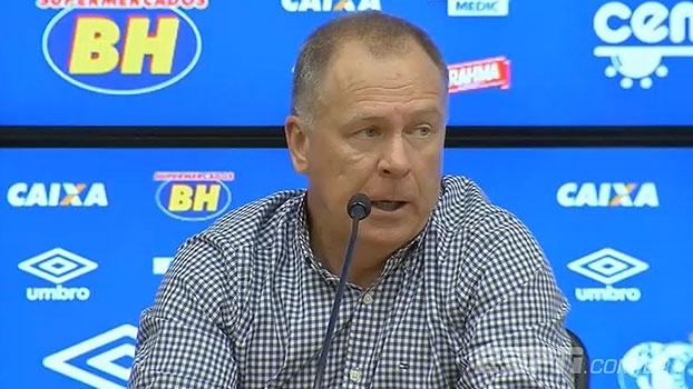 Mano destaca filosofia de Ceni e comemora placar: 'Minhas equipes não gostam de tomar gol'