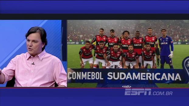 Para Mauro, falta indignação a Diego e ao elenco do Flamengo: 'Não dá para tratar tudo como planilha'