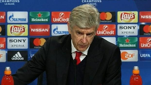 Após massacre contra Bayern na Champions, Wenger analisa derrota: 'Últimos 25 minutos foram pesadelo'