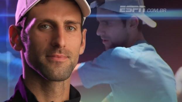 Grandes astros do Tênis falam sobre ansiedade e motivação para o Australian Open