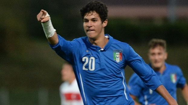 Veja gol do atacante de 16 anos que pode ir para a Inter por R$ 112,1 milhões