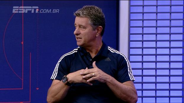 Preparador físico do Corinthians, Walmir Cruz explica sequência de lesões de Pablo