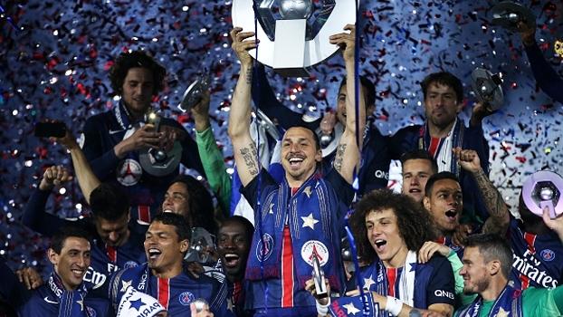 Campeão, PSG sobra e domina todos os índices técnicos; assista ao resumo do Francês 2015/16