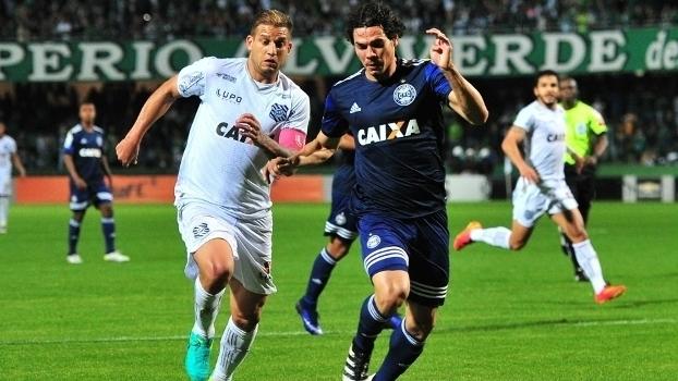 Brasileiro: Melhores momentos de Coritiba 0 x 0 Figueirense