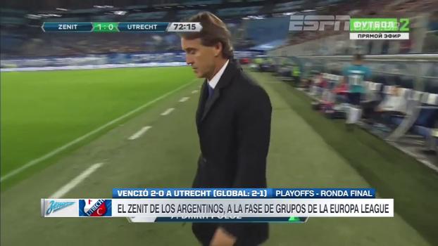 Na prorrogação, Zenit vence o Utrecht e avança à fase de grupos da Europa League