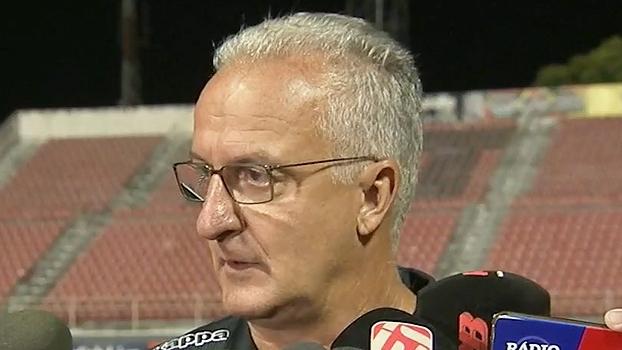 Dorival vê crescimento do Santos, mas lamenta desfalques: 'Leva um período para adaptação'
