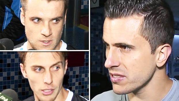 Bressan assume culpa por gol, Ramiro admite atuação ruim, e Grohe diz que 'não há nada perdido'