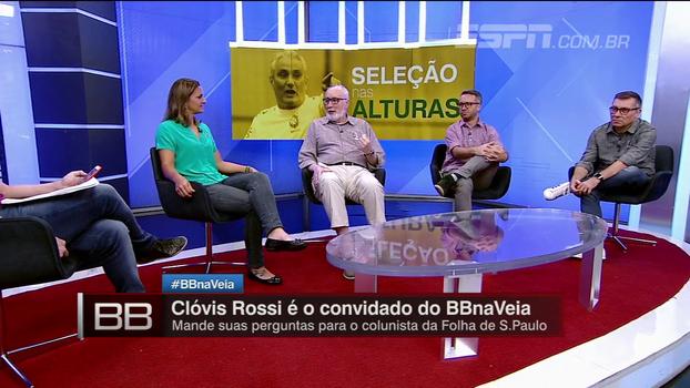 Clóvis Rossi faz reflexão sobre o futebol na Alemanha e na Inglaterra