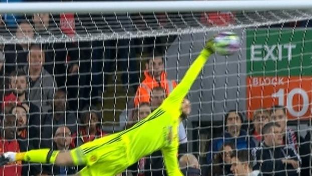 Milagre de De Gea, reflexo de Schmeichel e mais: veja as defesaças da rodada na Premier League