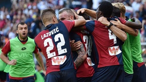 Italiano: Gols de Genoa 2 x 1 Torino