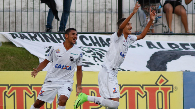 Veja os gols de ABC 3 x 0 Londrina