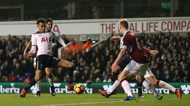 Premier League: Gols de Tottenham 2 x 1 Burnley
