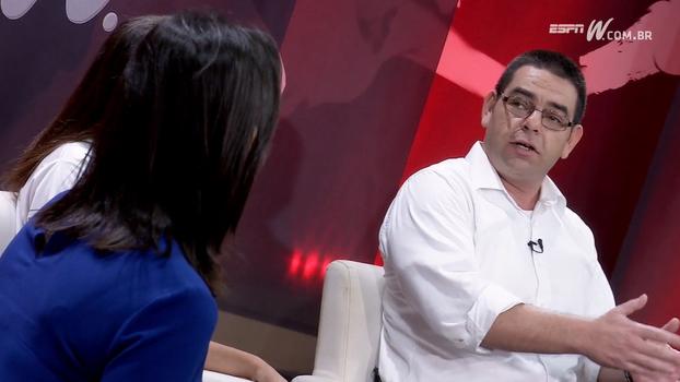 Amir Somoggi faz alerta sobre questão grave no esporte feminino e afirma: 'Há preconceito no início e na ponta final'