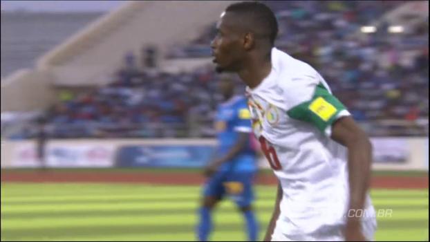 Com gol de atacante do West Ham, Senegal vence Cabo Verde e lidera grupo nas Eliminatórias