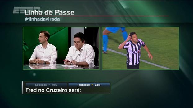 André Kfouri aposta em sucesso de Fred em volta ao Cruzeiro
