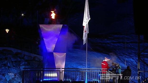 Veja a cerimônia para acender a pira olímpica nos Special Olympics Games 2017