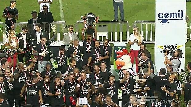 Veja tudo sobre vitória e festa do Atlético-MG na final do Campeonato Mineiro