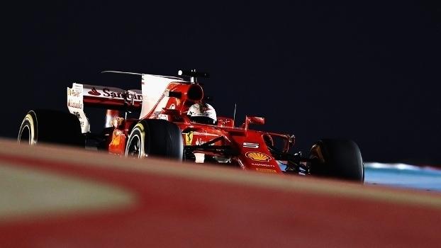 Veja como foi treino livre liderado por Vettel no Bahrein