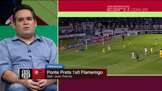 Bertozzi: 'Com os jogadores que o Flamengo tem, é inaceitável um time tão previsível'