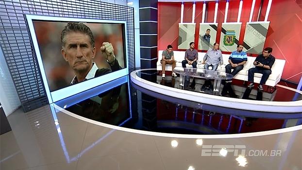 Unzelte: 'Bauza é técnico mais de mata-mata'; Alê diz que treinador não combina com a Argentina