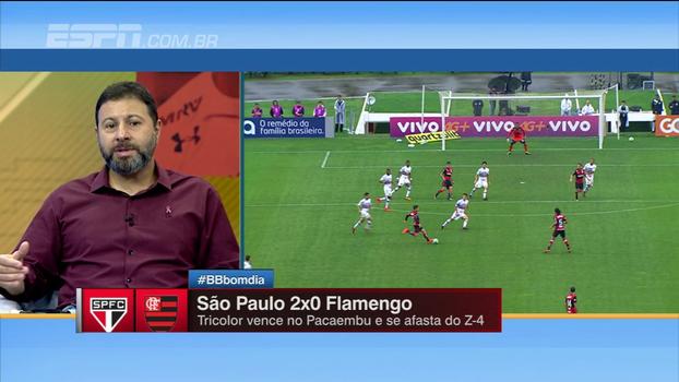 Mário Marra discorda de Rueda sobre controle de jogo e cita Cazuza: 'As ideias não correspondem aos fatos'