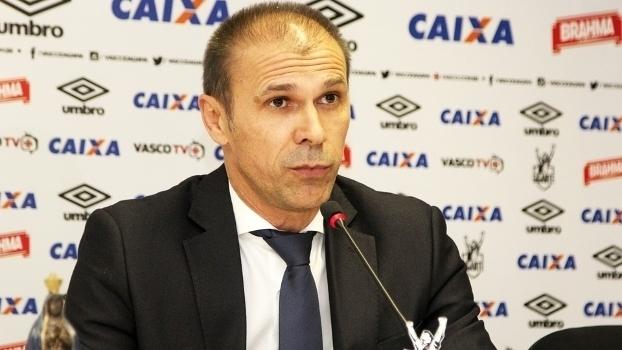 'É o maior desafio da minha carreira de treinador', diz Milton Mendes