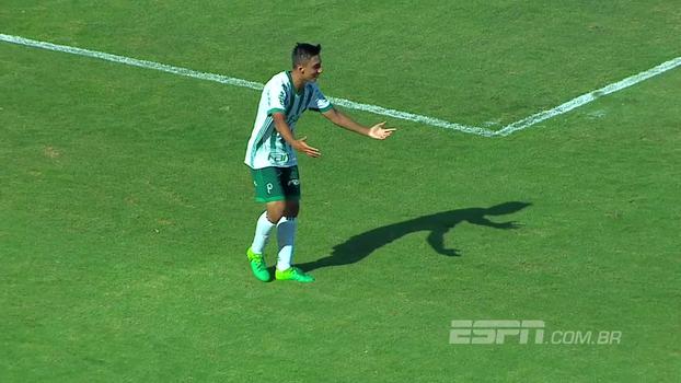 Assista aos gols do empate entre Flamengo e Palmeiras em 3 a 3!