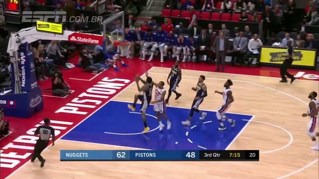Nuggets chegam à 15ª vitória; Nets vencem Wizards e Suns perdem a 4ª seguida