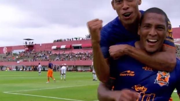 Carioca: Gols de Fluminense 1 x 3 Nova Iguaçu