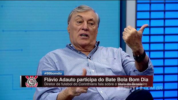 Flávio Adauto diz que cláusulas contratuais foram empecilho em caso Pottker e garante: 'Faria a mesma coisa'