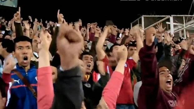 Capitais do Futebol mostra a paixão e a obsessão dos torcedores chilenos com a 'geração dourada' da seleção