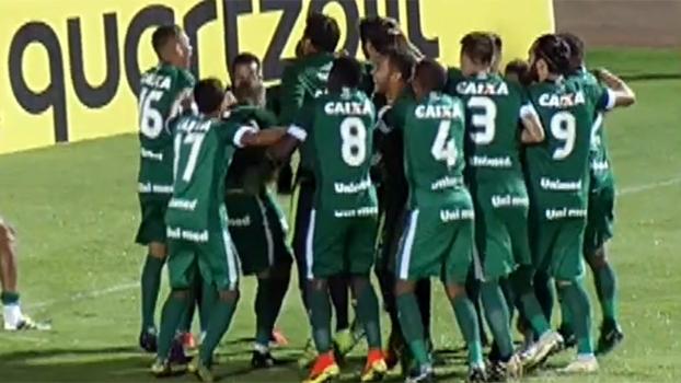 Copa do Brasil: Lances de Boa Esporte 0 (2) x (3) 0 Goiás