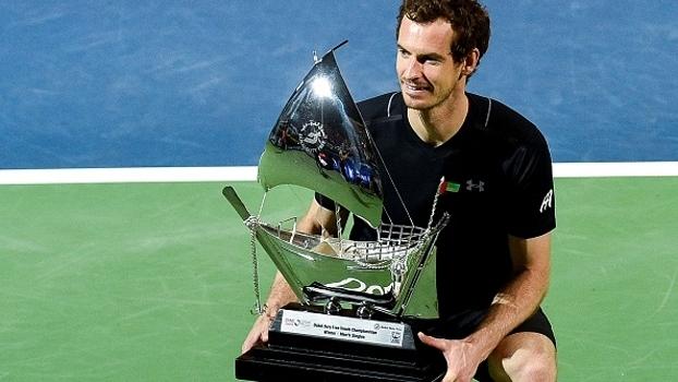 ATP 500 de Dubai (final): Melhores momentos de Andy Murray (campeão) 2 x 0 Fernando Verdasco