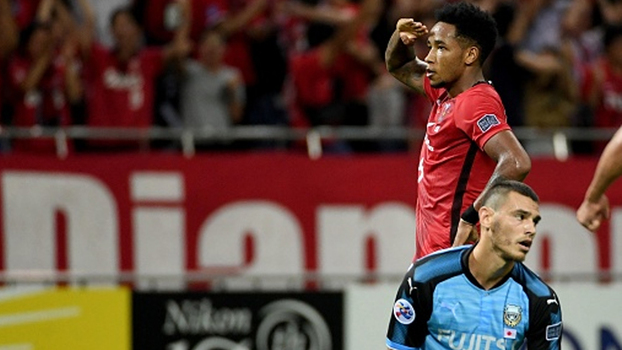 Champions League Asiática: Gols de Urawa Red Diamonds 4 x 1 Kawasaki Frontale