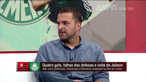 Zé Elias analisa busca de 'time perfeito' de Zé Ricardo desde a chegada do treinador ao Flamengo