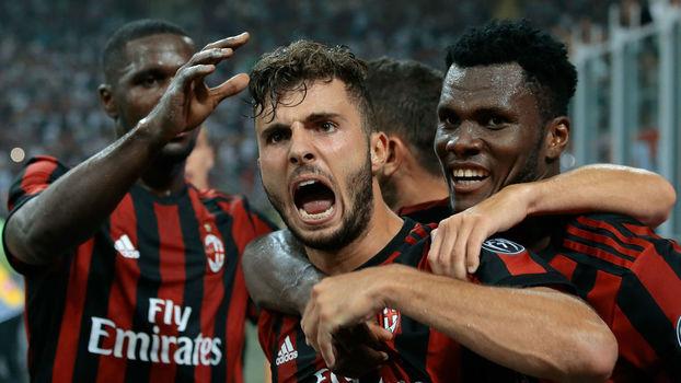 Europa League: Gols de Milan 2 x 0 Craiova