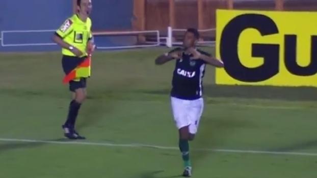 Série B: Gols de Goiás 2 x 1 Tupi