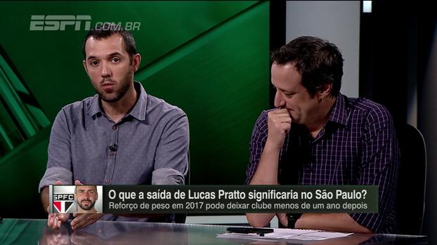 Hofman comenta chegada de Jean ao São Paulo e diz que teria apostado em Jefferson
