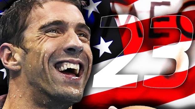 23 ouros em 1min: relembre TODAS as vezes que Michael Phelps subiu ao lugar mais alto do pódio
