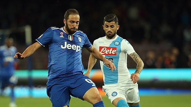 Campeonato Italiano: Gols de Napoli 1 x 1 Juventus