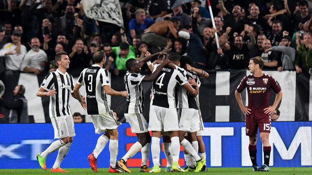 Assista aos melhores momentos da vitória da Juventus sobre o Torino por 4 a 0!