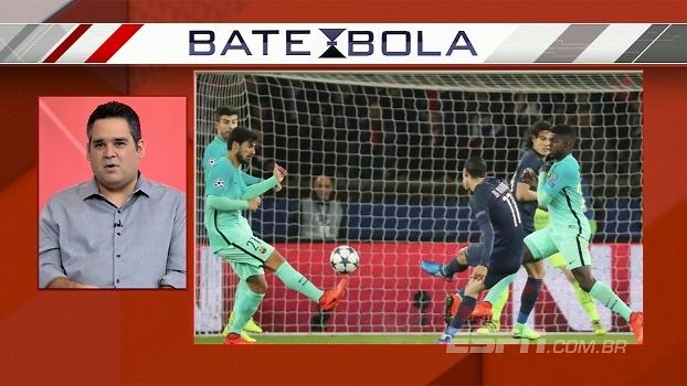 Bertozzi destaca Messi anulado e diz: 'Jogo foi ganho pelo PSG no meio de campo'